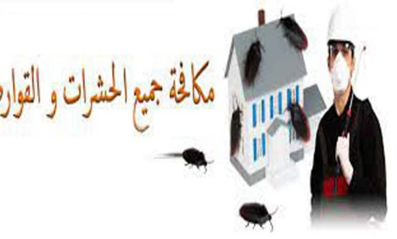 افضل شركة مكافحة حشرات بالافلاج